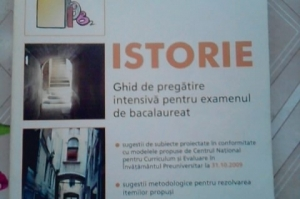 Istorie - bac 2010